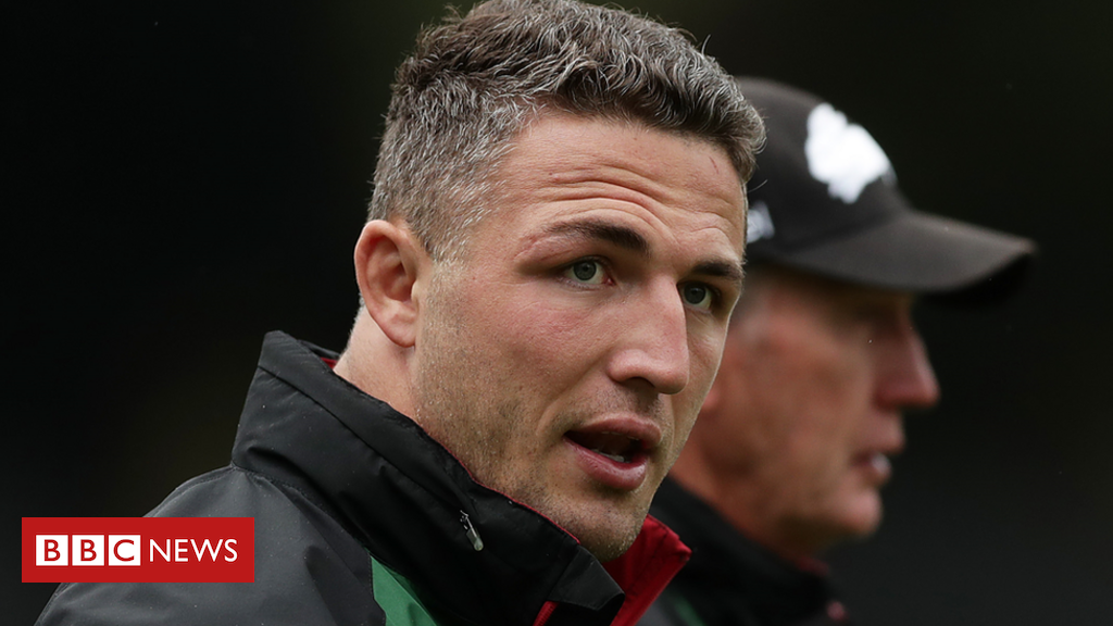 Sam Burgess: Ex-rugby league star guilty of intimidation in Australia