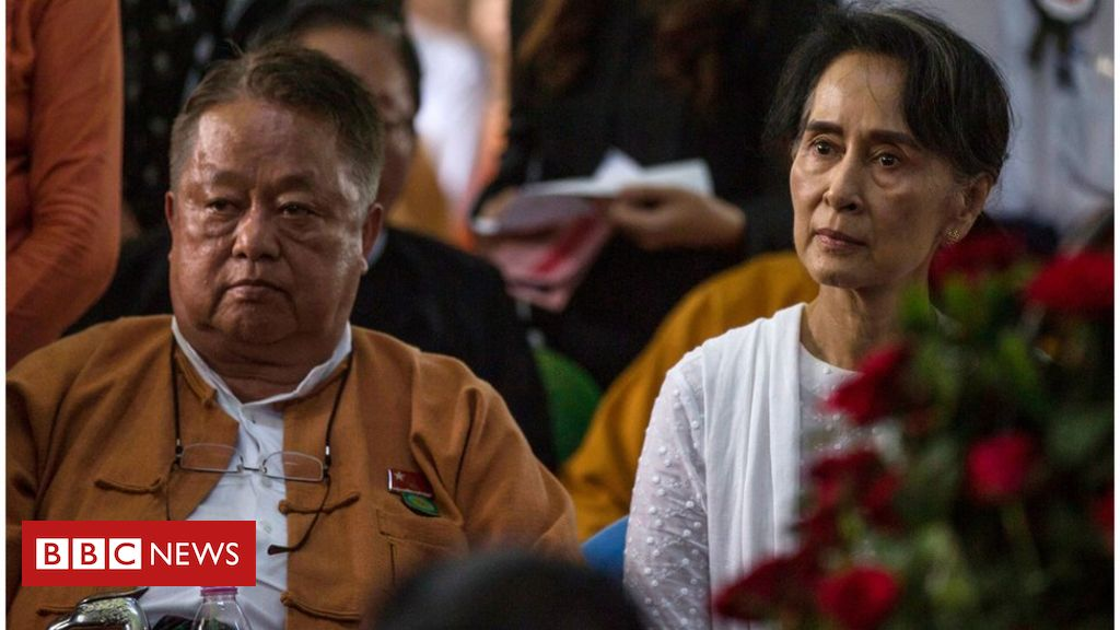 Myanmar coup: Crackdown tightened with Win Htein arrest