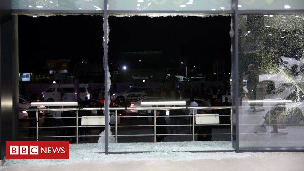 US 'outraged' by deadly rocket attack on Irbil