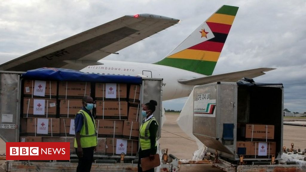 Covid: South Africa variant now 'dominant' in Zimbabwe