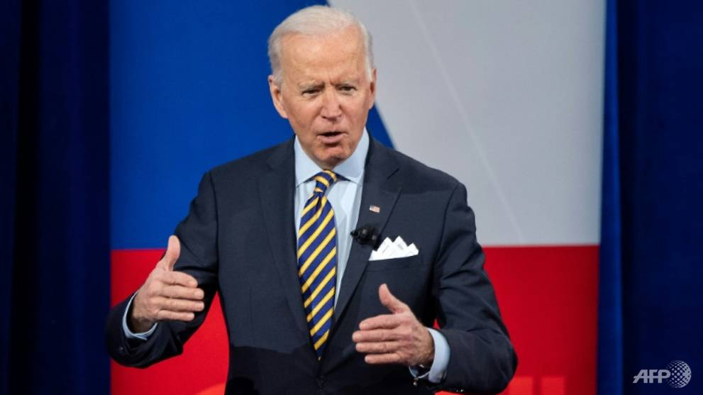 Biden says China to face repercussions on human rights abuses