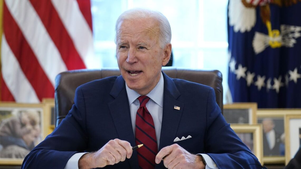 Biden debuts on world stage as president with G-7, Munich meetings