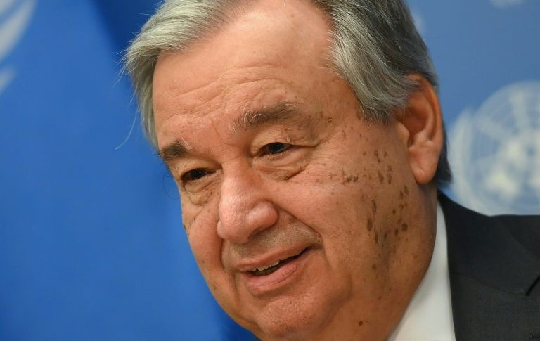 UN chief calls for all foreign forces to leave Libya