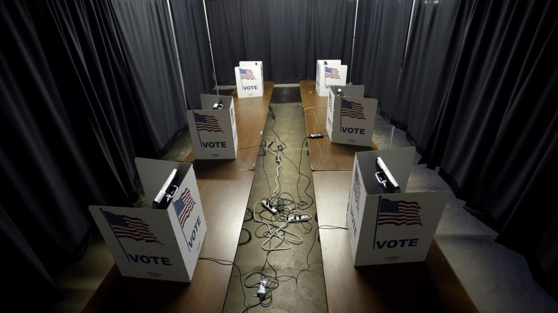 Lawmakers plan review of Louisiana's voting machine search
