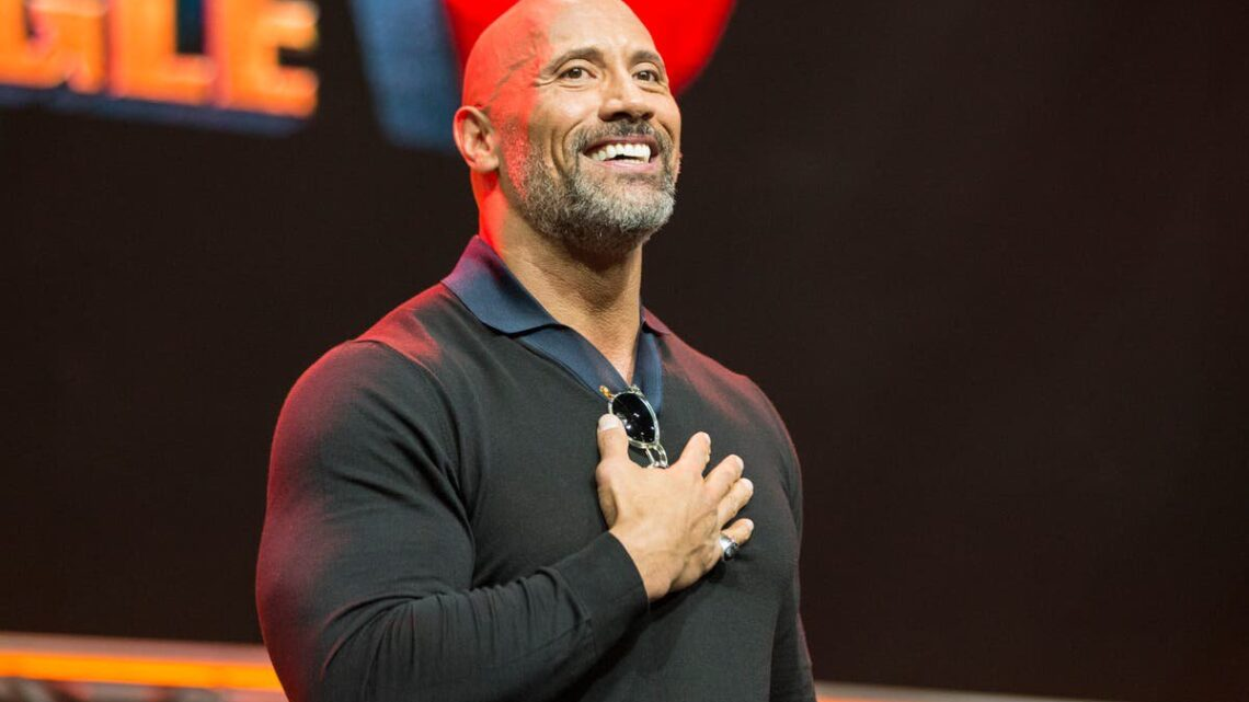 Dwayne 'The Rock' Johnson says he would run for president if 'that's what the people wanted'
