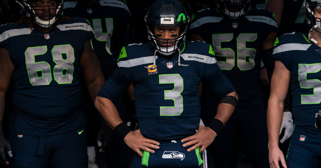 The N.F.L. had more than 700 coronavirus positives, but Seattle's Seahawks had none.