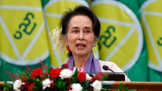 Myanmar army says it's taking control of country after detaining leader Aung San Suu Kyi