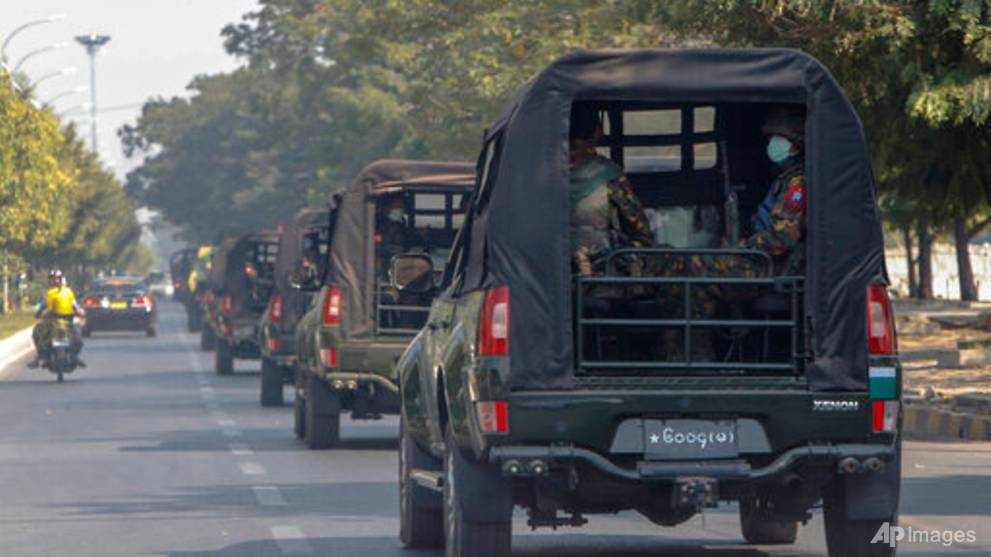 US conveys concern over Myanmar coup to ASEAN ambassadors