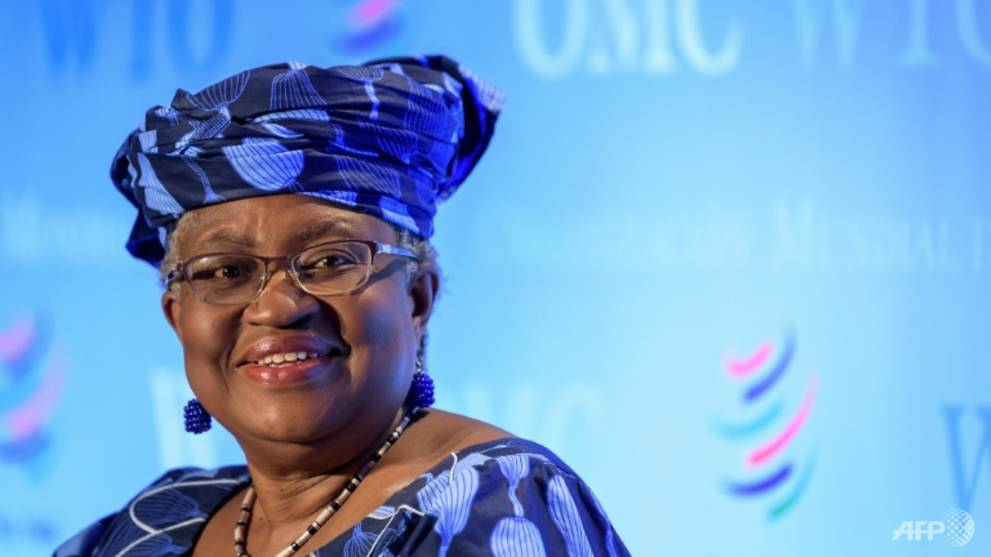 Nigerian diplomat set to be first woman to lead World Trade Organization
