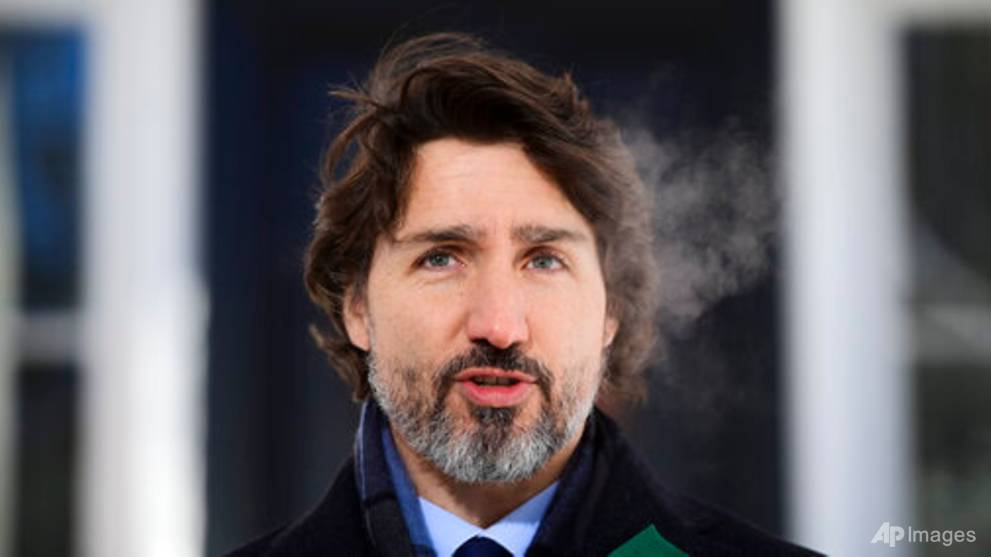 Trudeau tries to reassure Canadians COVID-19 vaccines are coming
